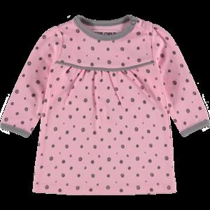 4PRESIDENT meisjes jurk pink aop