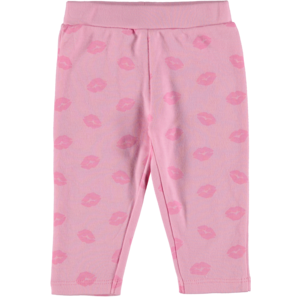 4PRESIDENT meisjes legging pink aop
