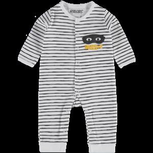 4PRESIDENT jongens boxpakje white/black stripes