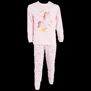FUN2WEAR meisjes pyjama rose shadow sweet unicorn