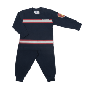 FUN2WEAR jongens pyjama dress blues brandweer