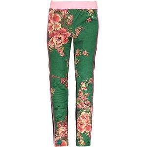 B.NOSY meisjes legging flower green