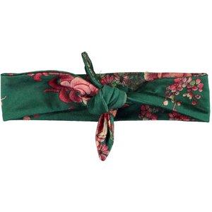 B.NOSY meisjes haarband flower green