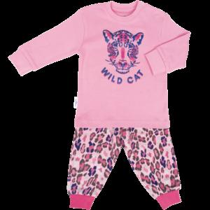 Frogs and Dogs meisjes pyjama rose shadow wild girl