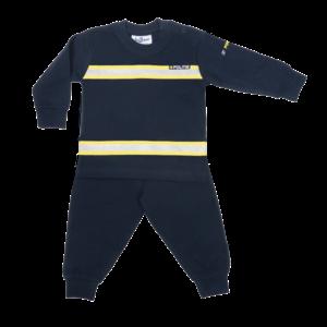 FUN2WEAR jongens pyjama dress blues politie