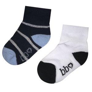 BEEBIELOVE unisex sokken stripe nos