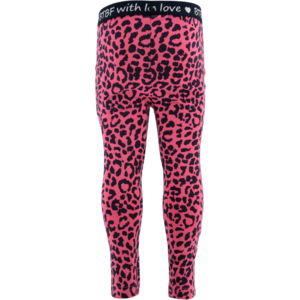 BORN TO BE FAMOUS meisjes legging pink ao