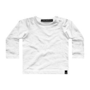 YOUR WISHES longsleeve white up all night