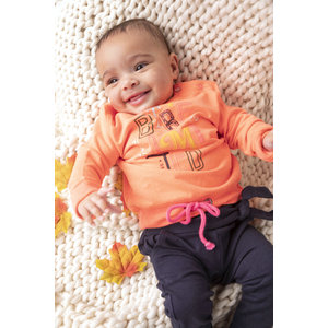 BORN TO BE FAMOUS meisjes trui orange