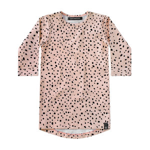 YOUR WISHES meisjes jurk pink cheetah