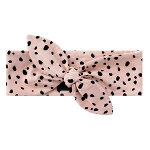 YOUR WISHES meisjes hoofdband pink cheetah