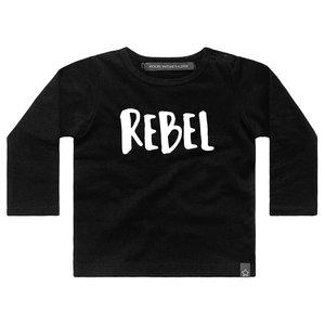 YOUR WISHES longsleeve black rebel
