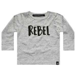 YOUR WISHES longsleeve grey rebel