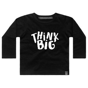 YOUR WISHES longsleeve black think big