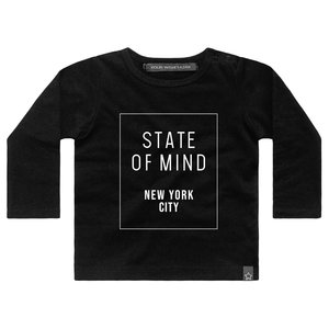 YOUR WISHES longsleeve black state of mind