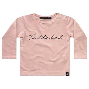 YOUR WISHES meisjes longsleeve pink tuttebel
