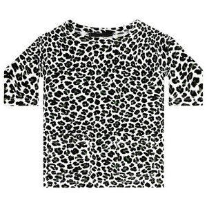 YOUR WISHES meisjes tuniek leopard camo
