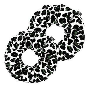YOUR WISHES meisjes 2-pack haarbanden leopard camo