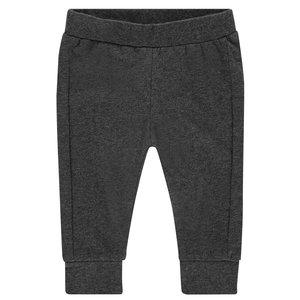 IMPS&ELFS jongens broek dark grey melange