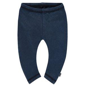 IMPS&ELFS meisjes legging indigo blue dyed