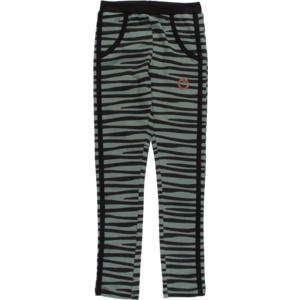 D-RAK meisjes legging irregular stripes