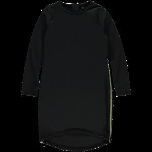 LEVV meisjes jurk black dailynn