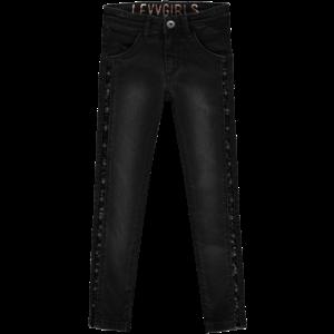 LEVV meisjes jeans black dorinde