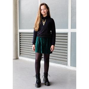 LEVV meisjes trui black darling 3