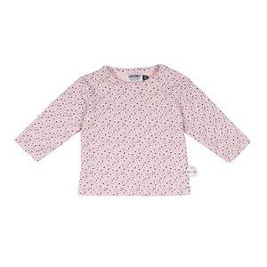 ZERO2THREE meisjes t-shirt lange mouwen dots aop