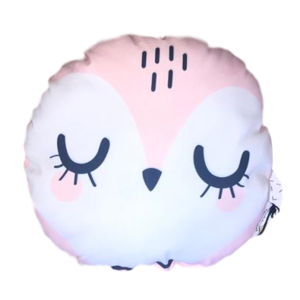 ZERO2THREE meisjes kussen lotus/white alyssum