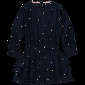 Quapi meisjes jurk dark navy stars taiza