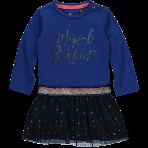Quapi meisjes jurk cosmos blue valarie