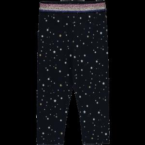 Quapi meisjes legging dark navy stars veerle 3
