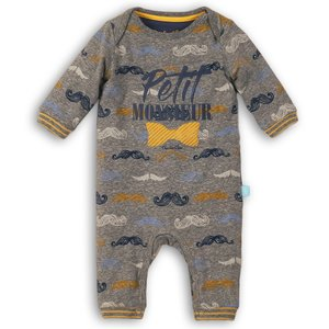 CHARLIE CHOE jongens pyjama jumpsuit monsieur