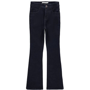NAME IT meisjes broek medium blue denim