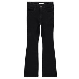 NAME IT meisjes broek black denim