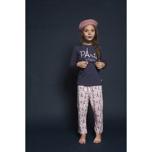 CHARLIE CHOE meisjes pyjamaset paris mon cherie