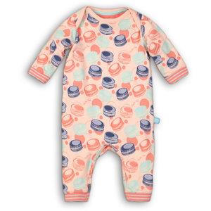 CHARLIE CHOE meisjes pyjama jumpsuit eat sleep dance repeat