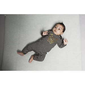 CHARLIE CHOE meisjes pyjama jumpsuit oui family theme
