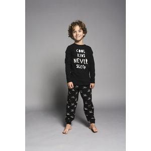 CHARLIE CHOE jongens pyjamaset oui family theme