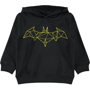 NAME IT jongens trui black batman
