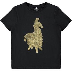 NAME IT jongens t-shirt black fortnite