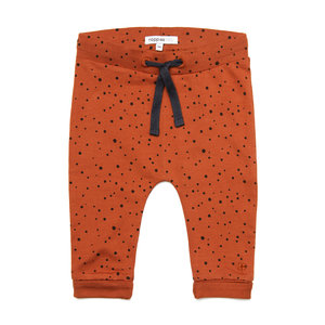 NOPPIES unisex broek comfort bobby spicy ginger