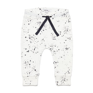 NOPPIES unisex broek comfort jos snow white