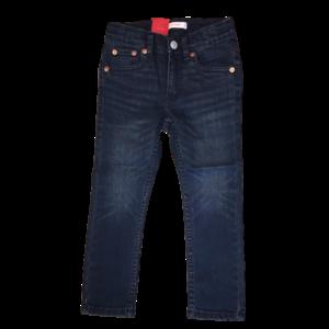 LEVI'S jongens skinny jeans black ice
