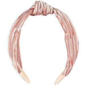 NAME IT meisjes haarband dusty rose