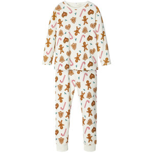 NAME IT jongens pyjamaset snow white kerstmis