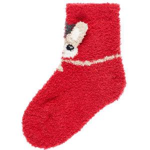NAME IT unisex sokken jester red kerst