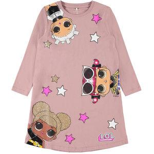 NAME IT meisjes pyjama woodrose L.O.L. dolls