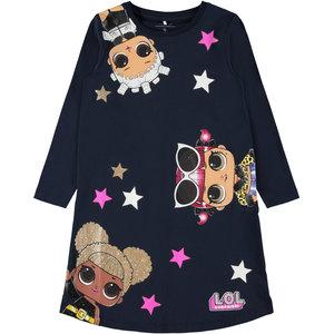 NAME IT meisjes pyjama dark sapphire L.O.L. dolls
